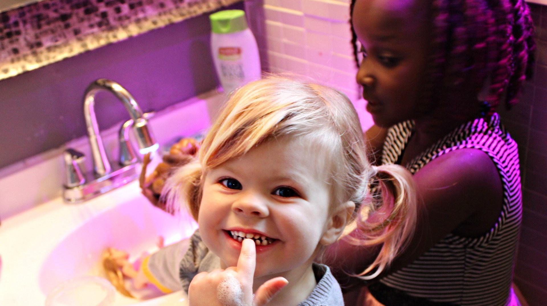Help Kids Build Dental Hygiene Habits Early